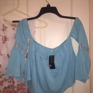 bundle of 7 fall blouses all nwt or nwot